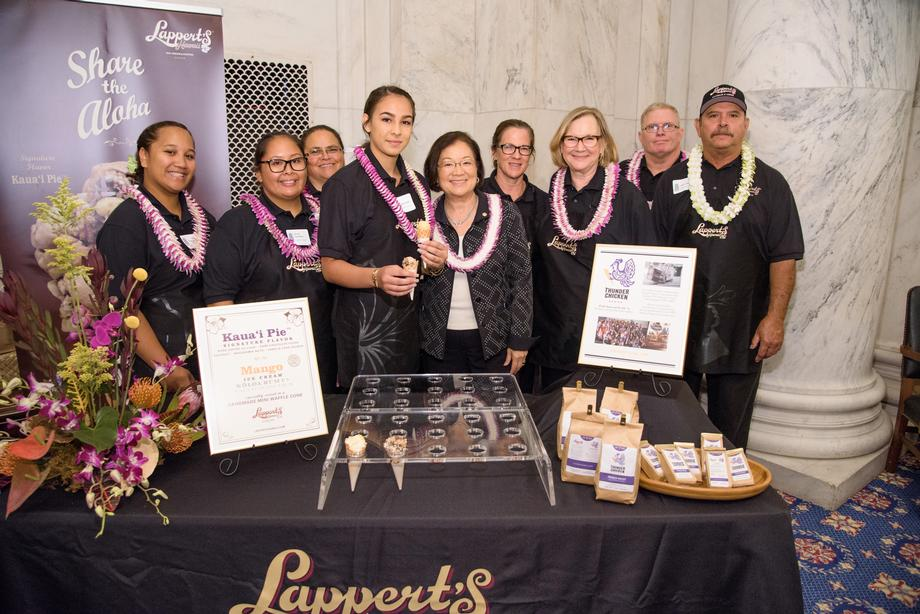 Fourth Annual Hawaii on the Hill